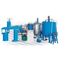 Buy cheap 43kw Semi-Automatic Sponge Production Line For Foaming Mattress And Furniture from wholesalers