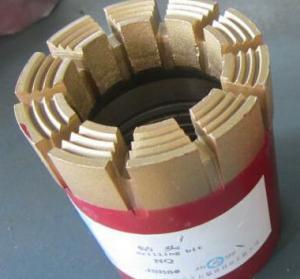 Wholesale Diamond Core Rock Drill Bits NQ NQ2 NQ3 Wireline Drill Bit Easy To Operate from china suppliers