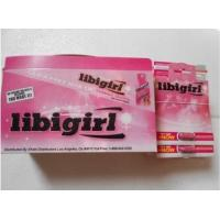 Wholesale Herbal Libigirl Female Sexual Enhancement / Natural Sex Enhancer Pills with FDA from china suppliers