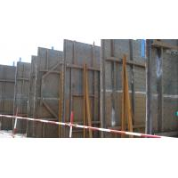 Wholesale Timber Beam Formwork , Arced steel formwork for Fuqing Nuclear Power Station from china suppliers