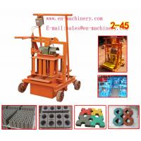 Wholesale Brick Making Machine Manufacturer 2-45 Used Block Making Machine from China Factory from china suppliers