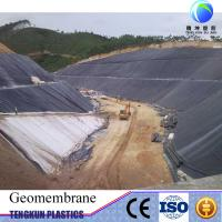 Wholesale LDPE geomembrane rolls hdpe liner sheet from china suppliers