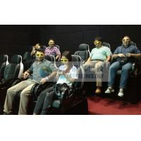 Wholesale Folded comfortable 3D movie theater chairs , Movie theater furniture for kids cinema from china suppliers