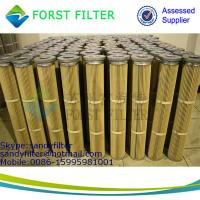 Wholesale FORST High Temperature Pleated Nomex Dust Filter Bag Manufacturer from china suppliers