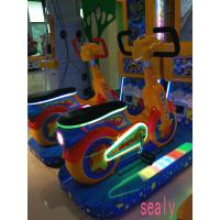 Arcade racing game bicycle simulator coin operated game machine for kids