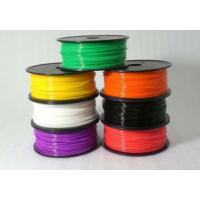Wholesale High quality high accuracy ABS, PLA 3D Printer Filament for 3D printing from china suppliers