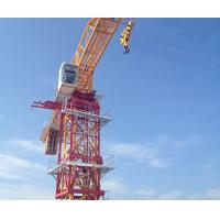 Wholesale Small Mast Section Tower Crane 10 Ton Max Load And 60m Jib Length from china suppliers