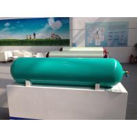 "Quality Type 1 Steel Composite CNG Cylinders for NGV OD 16"" NGV2 / DOT 100L - 151L for sale"