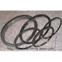 Buy cheap Automobile Carbon Steel/Alloy Steel Gear Ring , Truck Parts Engine Ring Gear from wholesalers