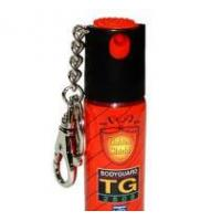 China Golden Shield Bodyguard, Personal Pepper Spray with Keychain and 8ft Effective Range on sale