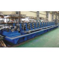 Wholesale 17 Main Rollers Hot Cold Roll Forming Machine For Thickness 1.5 - 3.0mm Cz Purlin Machine from china suppliers