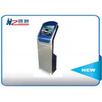 Wholesale All in One touch screen kiosk stand with WIFI and multi touch windows system from china suppliers