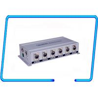 Wholesale 6 channels optically isolated DMX Splitter with RJ45 or XLR interface / DMX512 or RDM support from china suppliers