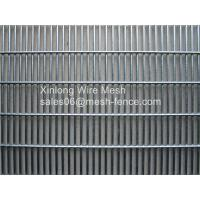 Wholesale 1/2'' ×3'' Hot Dip High Security Fence Anti Thief Strong / High Anti Corrosion from china suppliers