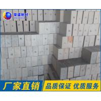 Quality Refractoriness>1770℃   Phosphate Bonded   High Aluminum Refractory Brick  230x114x65mm for sale