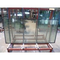 Quality Glass Laminates With Metal Mesh Interlayer for sale