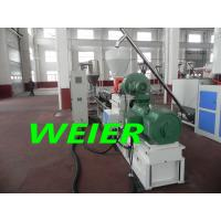 Wholesale WPC Granules Plastic Pelletizing Equipment Wtih Parallel Double Screw Extruder from china suppliers