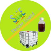 Wholesale 10000u/mL Light Brown Animal Feed Enzymes Phytase Liquid No.Szym-PHY10L from china suppliers