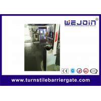 Wholesale 120W Electronic Barrier Gates for Car Parking / entrance gate security systems from china suppliers