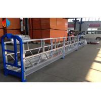 Wholesale 800kg Pin - Type Aluminum Alloy Suspended Scaffold Hoist Power 1.8kw from china suppliers
