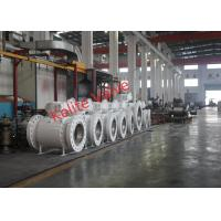 """Quality API 6D forging trunnion ball valve of 2""""-56"""" CL150-2500 OEM Service for sale"""