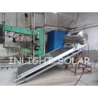 Wholesale 100L Stainless Steel Compact Pressurized Flat-Plate Thermo Solar Water Heater from china suppliers