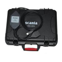 Wholesale Scania VCI 2 2.6.0(2011.02) Version Truck Diagnostic Tools With English, German Etc from china suppliers
