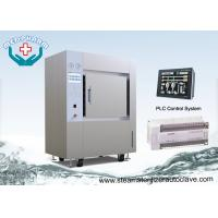 Wholesale Horizontal Durable 1500 Liter Large Medical Instrument Steam Sterilizer With Pneumatic Door from china suppliers