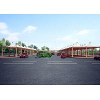Wholesale UV Car Parking Shelterite Car Canopy Tents steel structure building from china suppliers