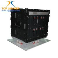 Wholesale 8 Bands 800W High Power VIP Car Vehicle-Mounted Convoy Jammer Block Mobile Signal IEDs from china suppliers