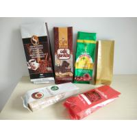 Wholesale 1kg 2kg 12oz 14oz 16oz Aluminum Foil Matte Black Side Gusset Coffee Plastic Pouch Bag from china suppliers