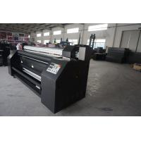 Wholesale Automatic Sublimation Large Format Digital Fabric Printing Machine / Digital Textile Printer High Resolution from china suppliers