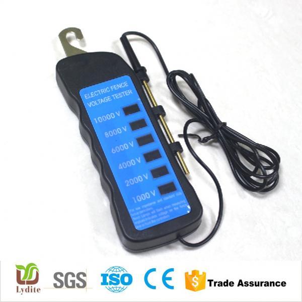 Lydite Waterproof 6 Light Neon Light Fence Tester 10000v