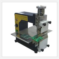 Wholesale High Speed Steel Round Blades PCB Depaneling Machine For PCB Assembly from china suppliers