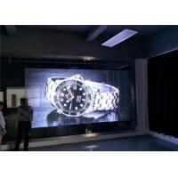 Wholesale Customized Led Transparent Display , Transparent Led Screen Unique Display Effect from china suppliers