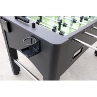 Quality 70 KG 5FT Football Table Game Wood Table Soccer Chromed Players MDF With PVC for sale