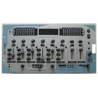 Wholesale DJ Power Mixer , PA Audio Mixer Console With MP3 , USB , LED from china suppliers