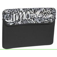 """Wholesale 14"""" Reversible Laptop Sleeve With Pocket / Neoprene Computer Bag from china suppliers"""