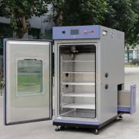 Wholesale Laboratory Vacuum Drying Oven Electric Thermostatic Heated With Glass Window from china suppliers