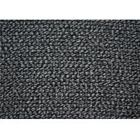Wholesale Multi Color Tweed Wool Fabric Anti - Static 20% Wool 80% Other Material from china suppliers