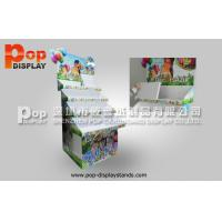 Wholesale Recyclable Cardboard Display Stands , Cake Related Products Promotion Model from china suppliers