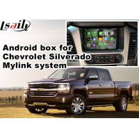 Wholesale Android 4.4 Car Navigation Box , Navigation Video Interface for Chevrolet Slverado from china suppliers