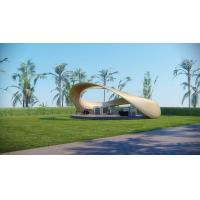 Buy cheap Imaginative Design UFO Shape Show House Outdoor Events Stage from wholesalers