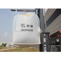 Wholesale Type D dissipative anti static bulk bags CROHMIQ fabric up to 4400lbs capacity from china suppliers