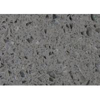 Wholesale grey quartz stone, countertops, flooring, stone wall, stone tile,quality stone, coffee table,60 inch vanity,cabinet from china suppliers