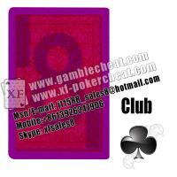 Buy cheap XF Fournier 2818 marked cards for IR contact lenses|cheat in poker|game cheat|invisible ink|perspective glasses from wholesalers