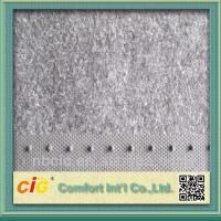 Wholesale Waterproof Carpet Fabric PVC Car Carpet with Nails Backing , 100%Polyester from china suppliers