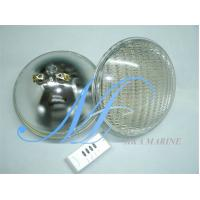 Wholesale 10-15W PAR56 546 dip LEDs LED Underwater Light, swimming pool lighting from china suppliers