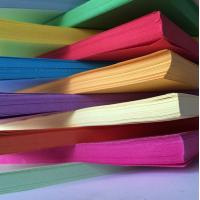Wholesale Orange / Purple DIY Handmade Paper Handmade Chart Paper 76cm * 104cm from china suppliers