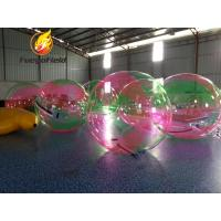 Wholesale Inflatable Walking Water Ball Inflatable Water Toys 2m Diameter TPU / PVC from china suppliers